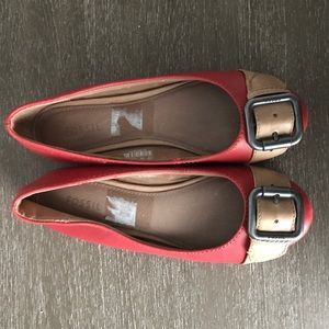 Fossil Buckle Flats